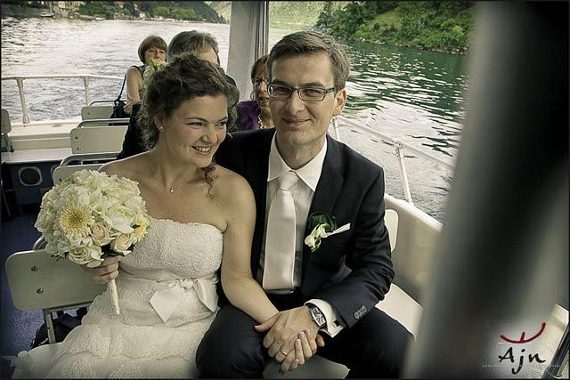 Bootsfahrt-Comersee-Hochzeit