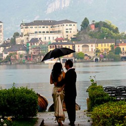 Romanticism, intimacy and fun on Lake Orta