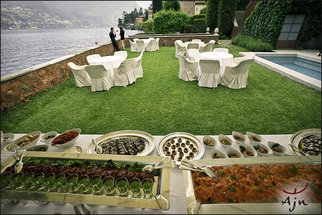 wedding-open-air-aperitif-lake-Como