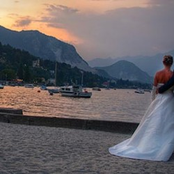 Get Married in pretty Baveno - just by Lake Maggiore shores