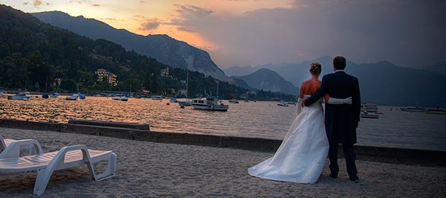 Get Married in pretty Baveno – just by Lake Maggiore shores
