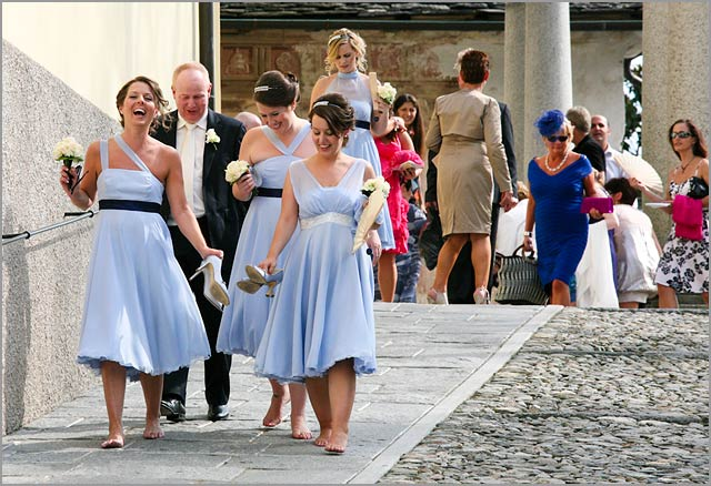 light-blue-bridesmaids-dresses-Italy