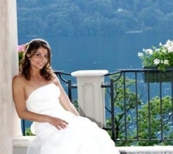 Claudia and Simone: Lilac Wedding to Villa Ortea