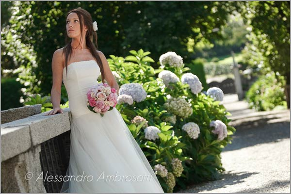 Villa-Pestalozza-Miasino-open air wedding in the park