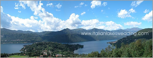 lakeview wedding venues lake Orta