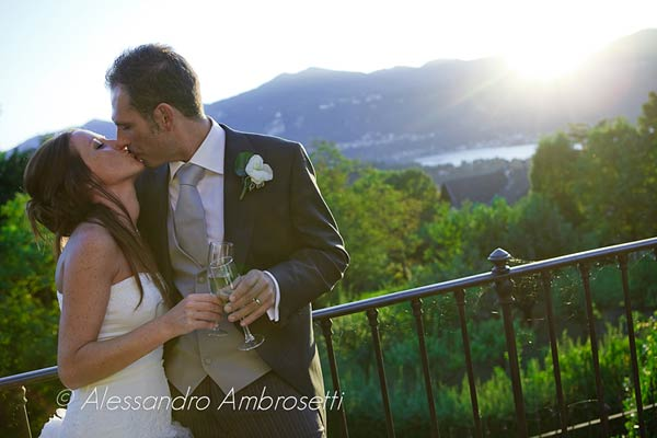 Villa Pestalozza lakeview wedding venue Miasino Italy