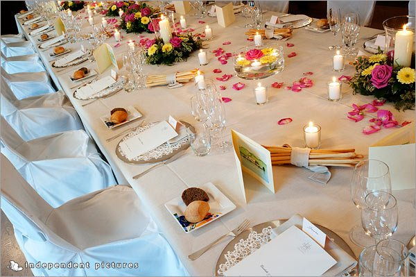wedding centerpieces-Hotel-San-Rocco lake Orta