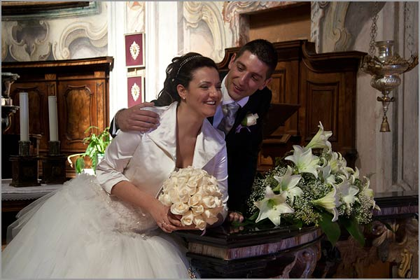 wedding-ceremony-Madonna-del-Sasso church