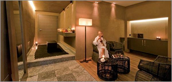 beauty center San Rocco hotel Lake Orta