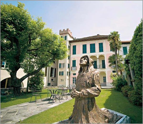 Villa Gippini weddings Lake Orta
