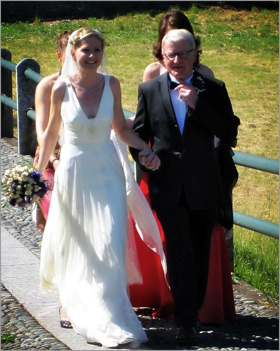 wedding in Novaglio church Lake Maggiore
