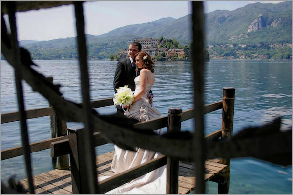 Villa Bossi wedding coordinator Lake Orta