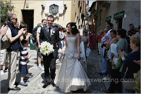 Lake Orta wedding coordinator