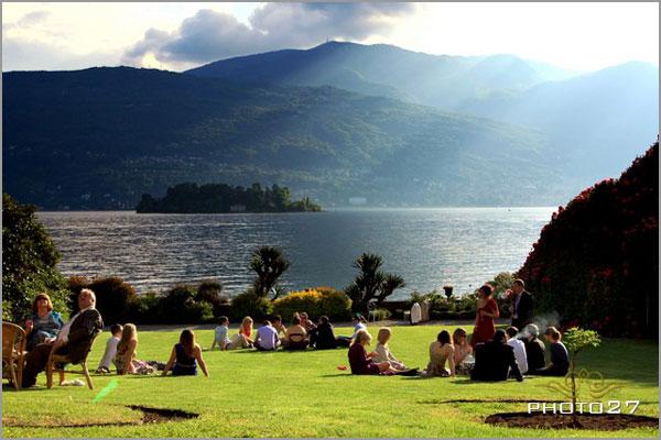 lake Maggiore wedding planner