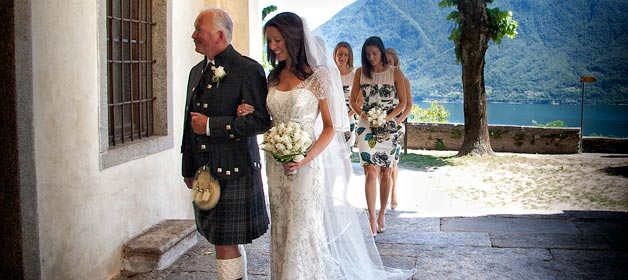 Two wonderful events on Lake Maggiore today!