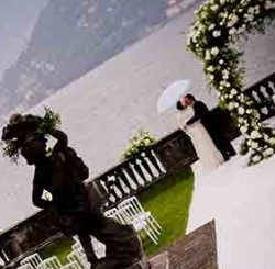 Just a preview of a wonderful wedding on Lake Como...
