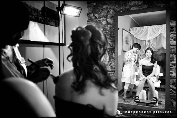 Independent Pictures wedding photographers Lake Orta
