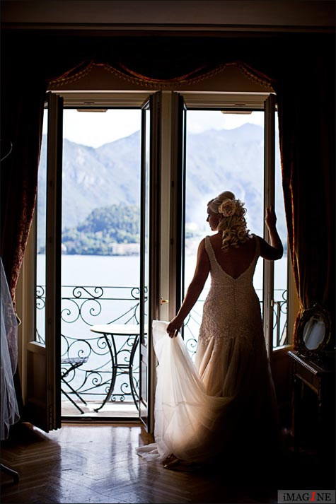 wedding to Grand Hotel Britannia Excelsior in Cadenabbia
