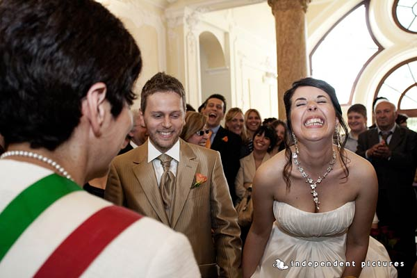 Independent Pictures wedding photographers Torino
