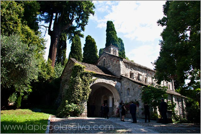 wedding to San Remigio church Lake Maggiore