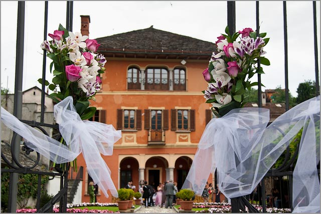 civil wedding venues in Lake Orta Italy