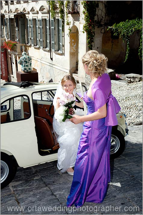 wedding cars Italy