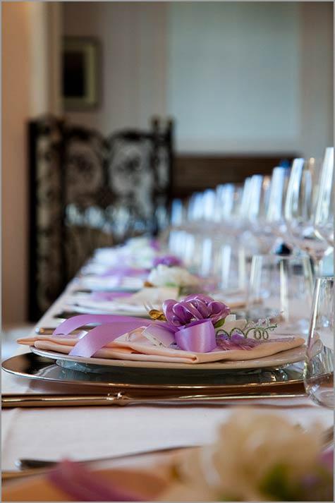 catering service Miasino Castle lake Orta