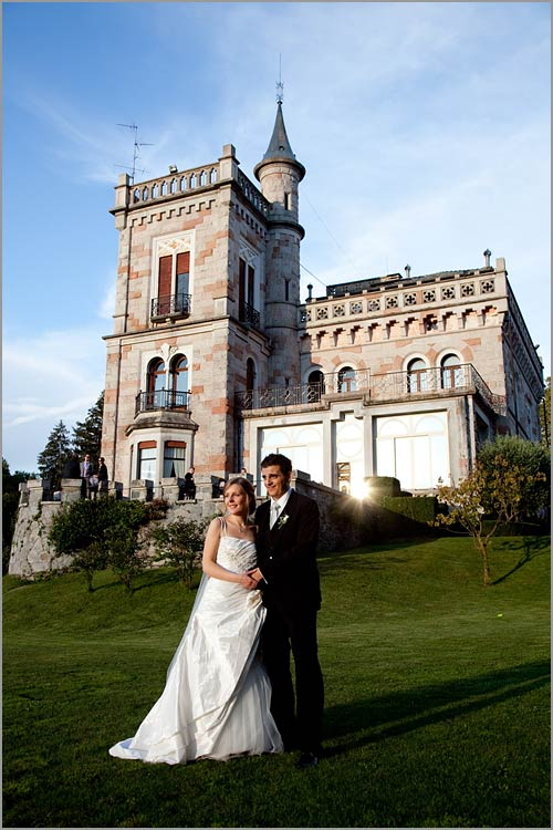wedding at Miasino Castle lake Orta