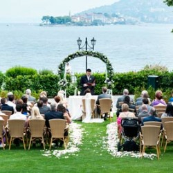 A poetic blessing by the shores of Lake Maggiore