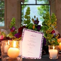 Purple elegance on Lake Como
