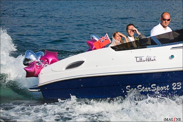Lake Como motorboat rentals