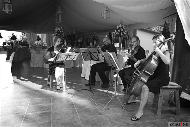 wedding string quartet music in Lenno lake Como