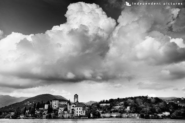 san Giulio island Lake Orta