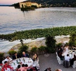 Hotel Ristorante Verbano: a wedding by the lake shore in the heart of Borromeo Gulf