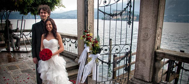 Just Married! Elisa and Alessandro