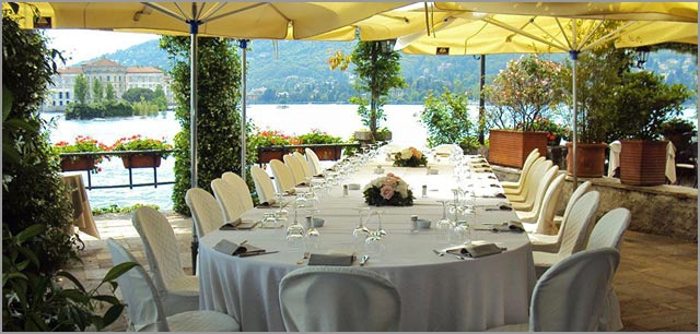 Hotel Verbano weddings Lake Maggiore