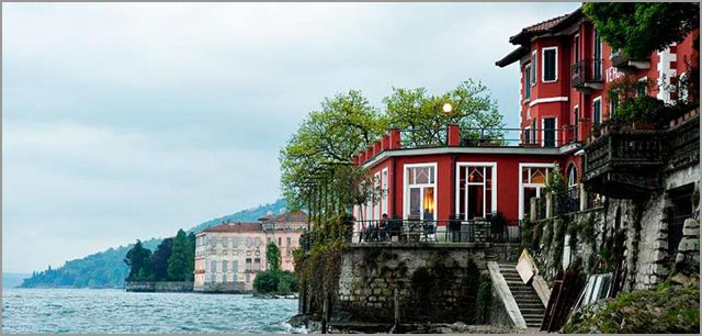 Verbano Hotel and restaurant Lake Maggiore