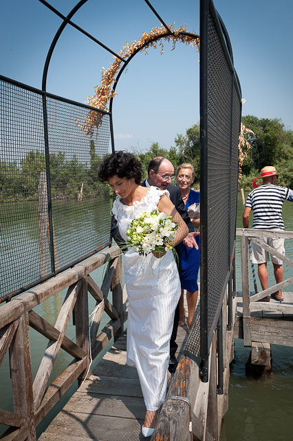 wedding in Venice Torcello