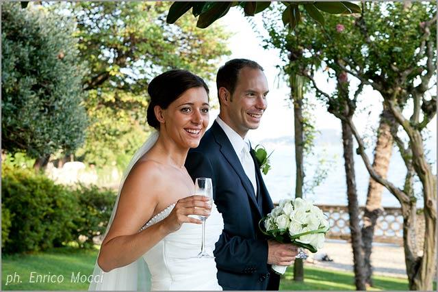 lakeshores wedding aperitif at Grand Hotel Majestic Pallanza