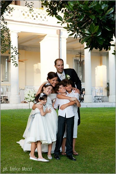 Grand Hotel Majestic weddings