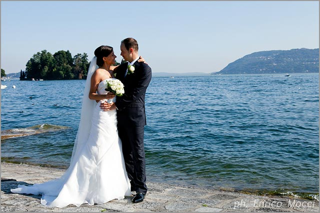 wedding to Grand Hotel Majestic Pallanza Lake Maggiore