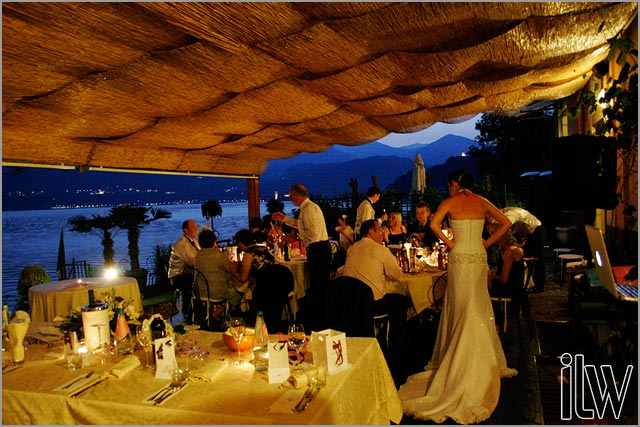 lake Orta wedding restaurants