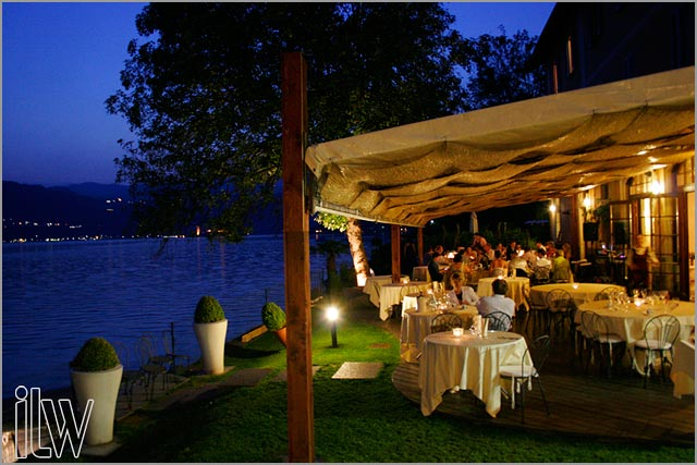 Ustaria Ca dal Rat lake Orta wedding venues
