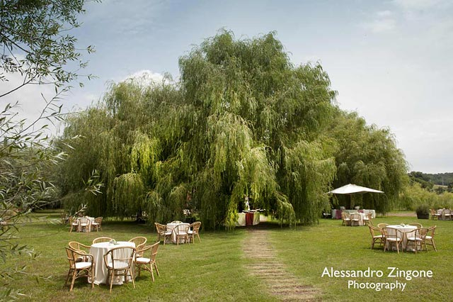 Lake Bracciano wedding planner