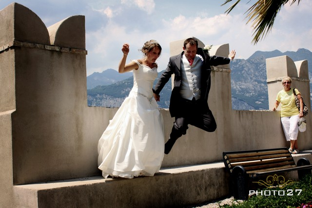 Malcesine Scaliger caste weddings