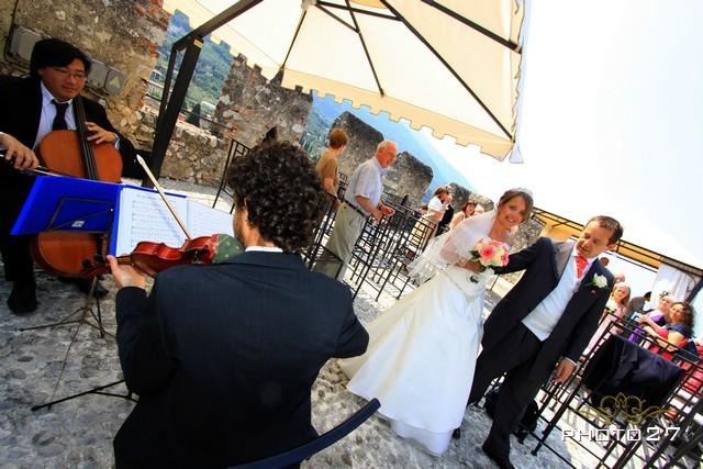 classic musicians in Malcesine Lake Garda