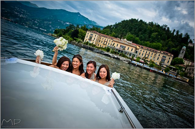 Bellagio wedding planners Villa Serbelloni