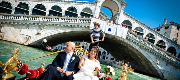 Bucolic Wedding in Venice