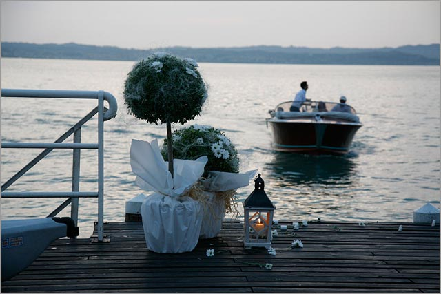 wedding florist in Sirmione Lake Garda