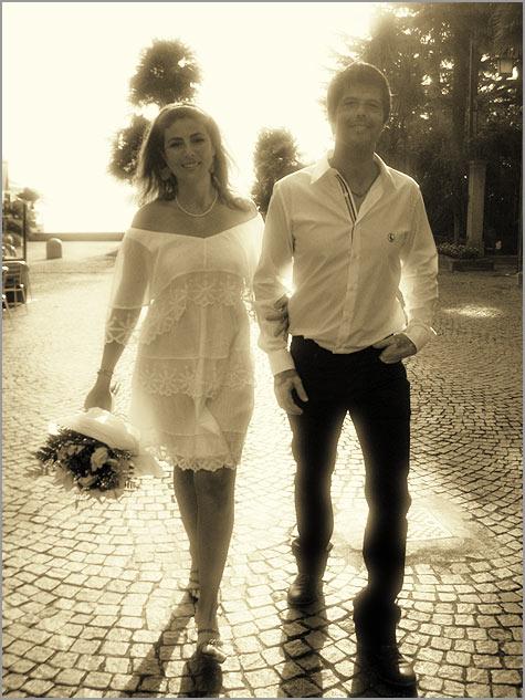 civil wedding ceremony in Sirmione Lake Garda